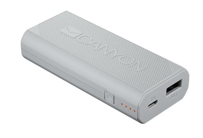 Powerbanka CANYON 4400 mAh